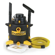 16 Gallon Dustless Wet / Dry Vacuum