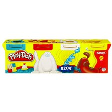 6 Oz Play-Doh Single Color Modeling Clay