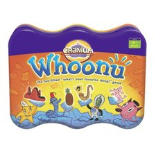 Cranium Whoonu Tin Edition Board Game