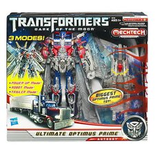 Transformer Dark of The Moon Mechtech Ultimate Optimus Prime