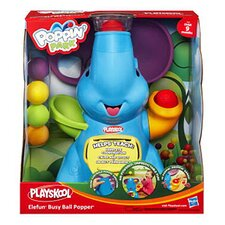 Playskool Poppin Park Elefun Busy Ball Popper