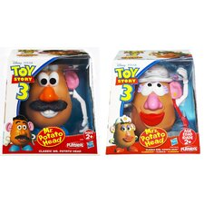 <strong>Hasbro</strong> Mr. or Mrs. Potato Head Toy Story 3 Assorted Styles