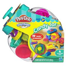 Play Doh Candy Jar Set