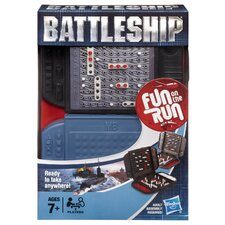 <strong>Hasbro</strong> Battleship Fun On The Run Game