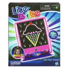 Lite Brite LED Flat Screen