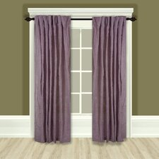 Chambray Tailored Curtain Single Panel