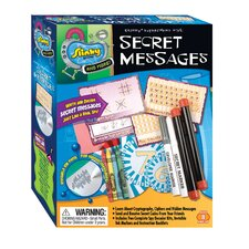 Science and Activity Kits Secret Messages