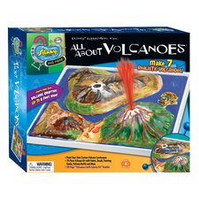 Science and Activity Kits All About Volcanoes