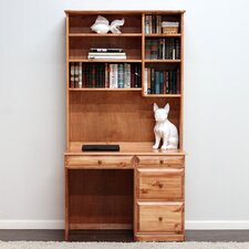 Riverdale Computer Desk with 4 Drawer