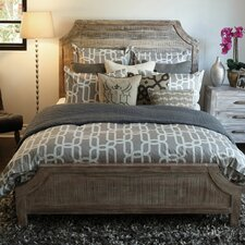 Amelie Panel Bed