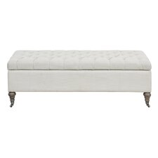 Clifton Upholstered Storage Bedroom Bench