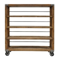 "Colin 78"" Bookcase"