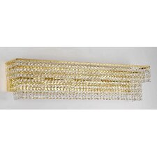 Empire Crystal Wall Sconce Wall Bracket Lighting