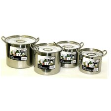 Alpine Cuisine 8-Piece Pot Set
