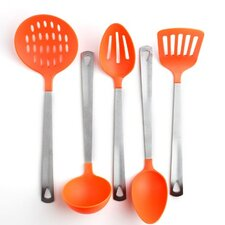 Cook's Corner 5 Piece Kitchen Utensil Set