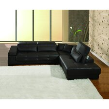 Bella Chaise Sectional Sofa