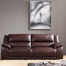 Leroy Leather Sofa