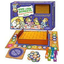 Five Little Monkeys Game