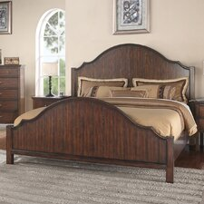 Forest Cove Panel Bed