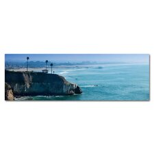 Psimo Beach Photographic Print on Canvas