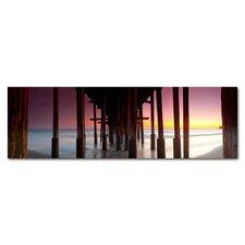 Ventura Pier Photographic Print on Canvas