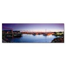 Monterey California Photographic Print on Canvas