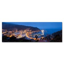 Catalina at Night Photographic Print on Canvas