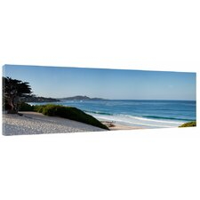Carmel By the Sea Photographic Print on Canvas