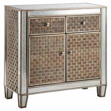 Gosia 2 Door 2 Drawer Cabinet