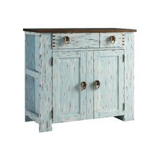 Tamarind Country Coastal Cabinet