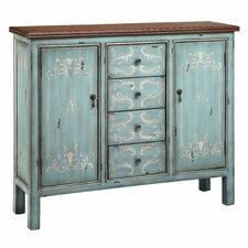 Tabitha 4 Drawer 2 Door Cabinet