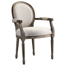 Singleton Fabric Arm Chair