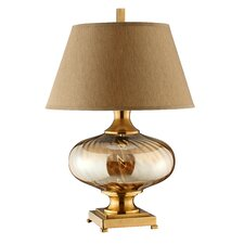 "Opulence 29"" H Table Lamp with Empire Shade"