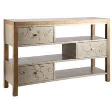 <strong>Stein World</strong> Sterling Console Table