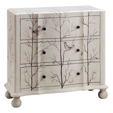 <strong>Stein World</strong> Beatrice 3 Drawer Chest
