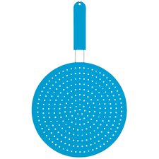 Colourworks Silicone Splatter Guard in Blue