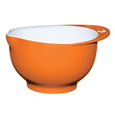 Colourworks Mixing Bowl in Orange / White