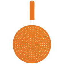 Colourworks Silicone Splatter Guard in Orange
