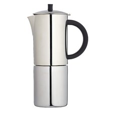 Le'Xpress 600ml Ten Cup Coffee Maker in Espresso