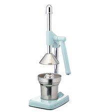 Living Nostalgia 38.5cm Heavy Duty Juicer with Lever Arm
