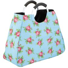 Coolmovers 17 Litre Reusable Floral Shopping Bag