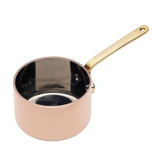 Master Class Professional Mini Copper Saucepan