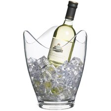 Bar Craft Clear Wine Cooler I