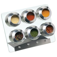 Magnetic Spice Rack Set