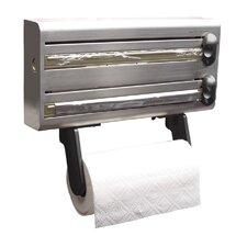 Master Class Foil and Kitchen Towel Dispenser
