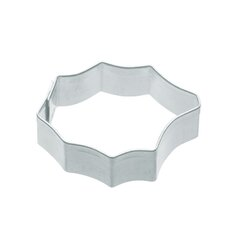Cookie Cutter in Holly Leaf Shaped (Set of 12)