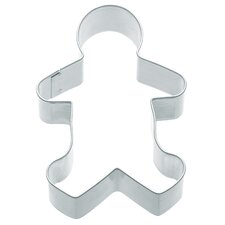 Cookie Cutter with Gingerbread Boy Shaped (Set of 12)