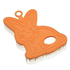Let's Make Soft Touch Easter Bunny Cookie Cutter