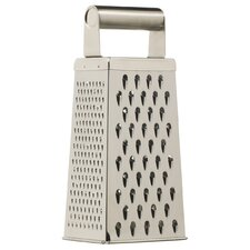 Four Sided Box Grater With stainless steel handle