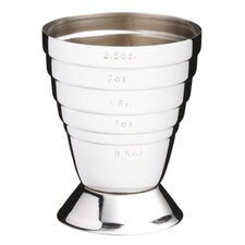 Bar Craft Deluxe Spirit Measure Cup
